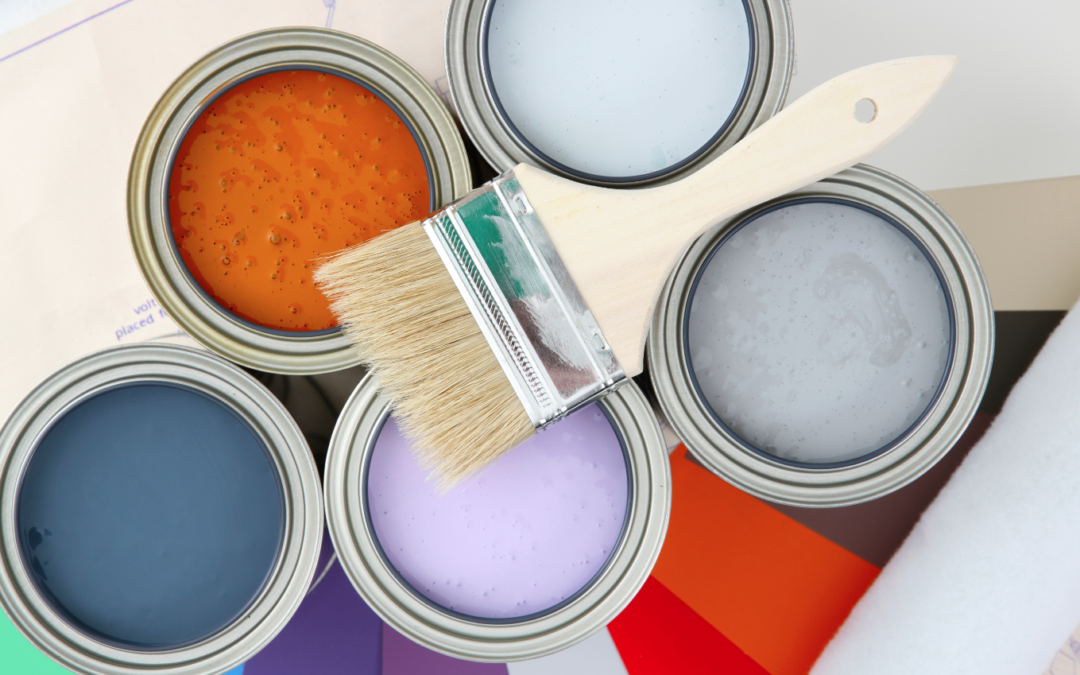 Top Paint Colors When Sprucing Up Your Home for Sale