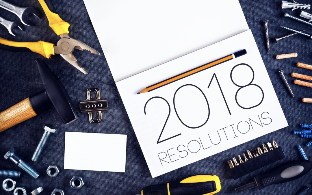 Home Maintenance Resolutions for the New Year