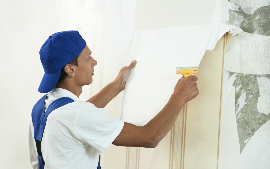 Should You Remove Old Wallpaper or Simply Paint Over It?