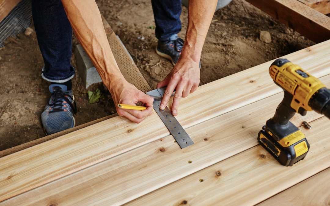 Let Closing Contractor Take Your Deck from Boring to BAM!